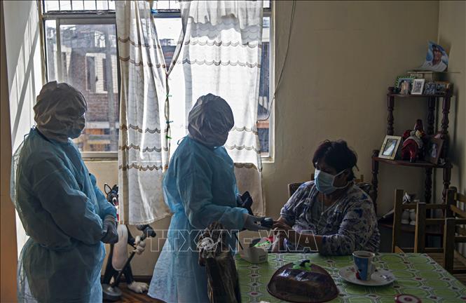 Đối phó với đại dịch COVID-19, Peru cho phép thuê bác sĩ nước ngoài