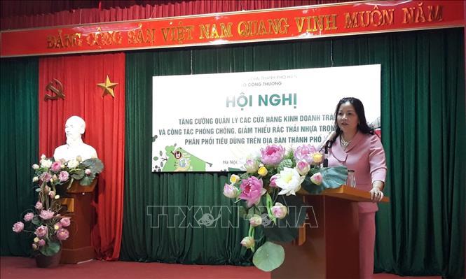 Hà Nội sẽ thu hồi biển nhận diện cửa hàng kinh doanh trái cây không đạt yêu cầu