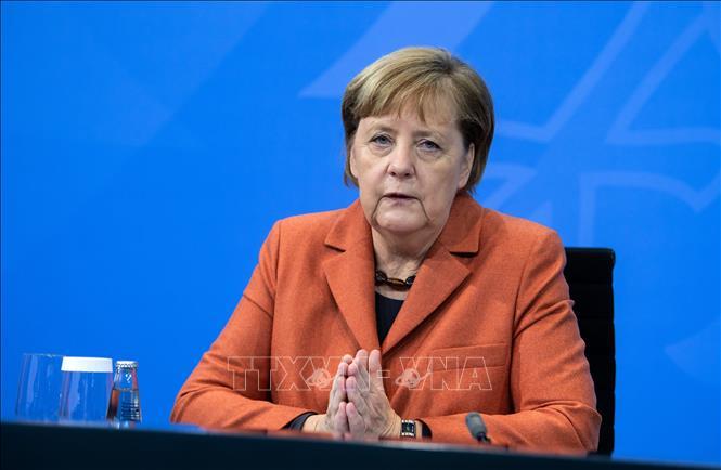 Thủ tướng Đức cảnh báo tình hình dịch COVID-19 'rất nghiêm trọng'