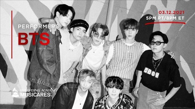 BTS mở ra trang sử mới với danh hiệu 'Nghệ sĩ thu âm toàn cầu năm 2020'