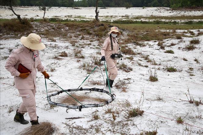 Để Việt Nam không còn tác động của bom mìn – Bài 1: Nỗ lực khắc phục hậu quả