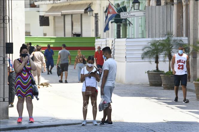 Cuba, Cyprus ghi nhận ngày có số ca nhiễm mới cao nhất