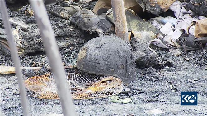 Tấn công rocket nhằm vào căn cứ quân sự của liên quân tại thủ đô Iraq