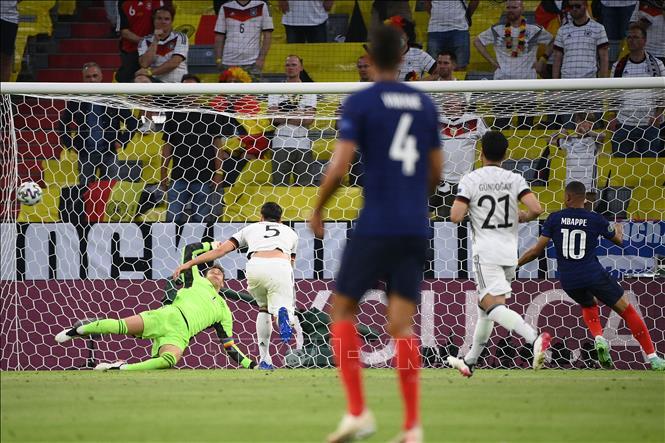 EURO 2020: Đức bế tắc toàn tập, Pháp thi đấu hiệu quả