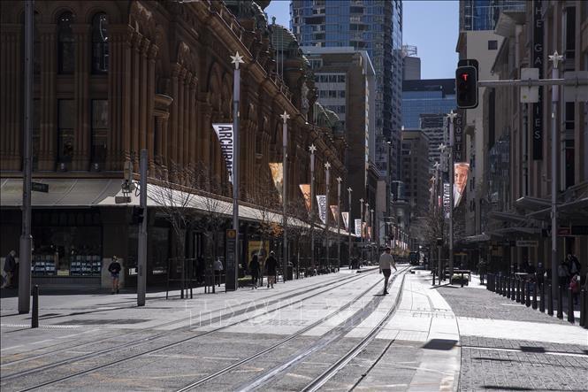 Lệnh phong tỏa mới có thể gây thiệt hại hơn 1,5 tỷ USD cho kinh tế Australia