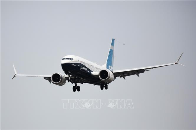 Boeing 737 MAX khởi hành chuyến bay thử nghiệm quan trọng ở Trung Quốc