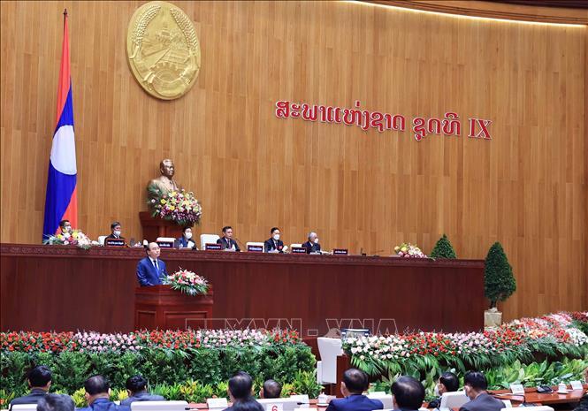 Tư duy mới trong hợp tác song phương Lào – Việt Nam