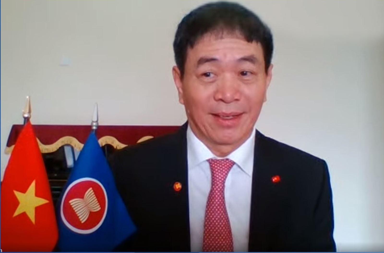 Hình ảnh: Việt Nam tham dự Diễn đàn Kết nối ASEAN lần thứ 12 số 1