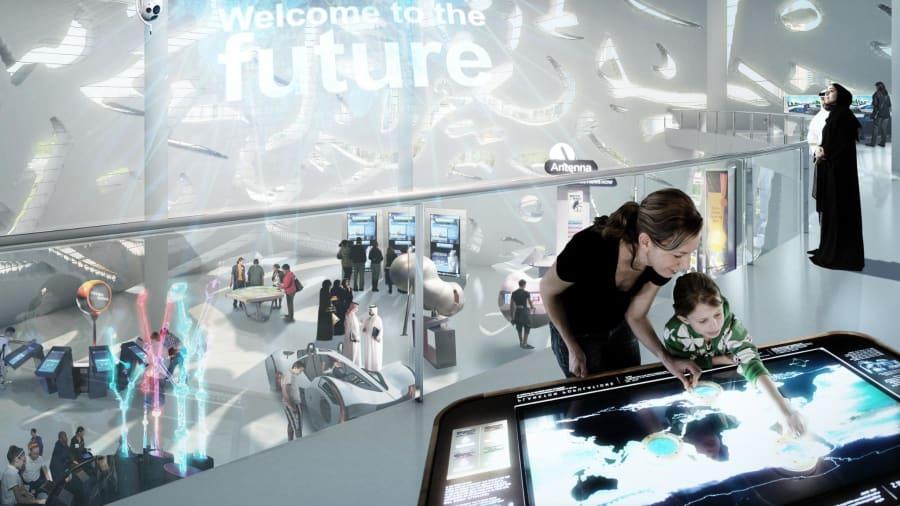 Ảnh: Tổ chức Tương lai Dubai