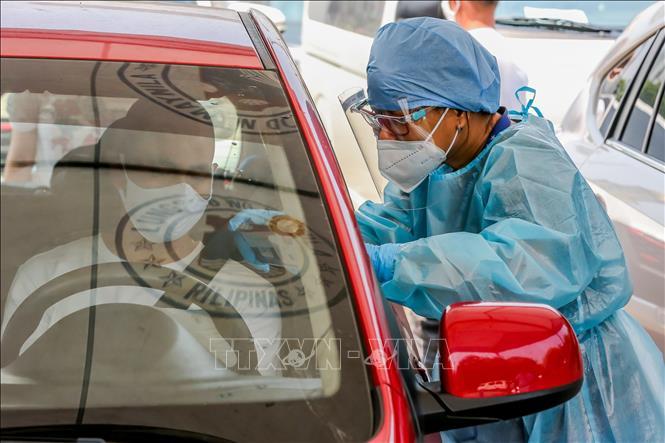 COVID-19 hết 16/7 tại ASEAN: Toàn khối vượt mốc 200.000 ca mắc; số ca bệnh ở Philippines tăng vọt