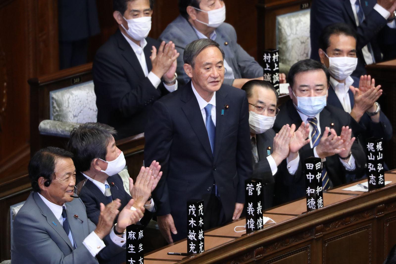 Những thách thức đang chờ Tân Thủ tướng Nhật Bản