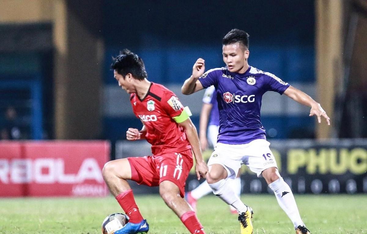 Lịch thi đấu vòng 3 V-League 2020: Hà Nội vs HAGL