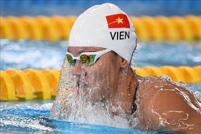 Lịch thi SEA Games 30 ngày 4/12: Ánh Viên và Nguyễn Trần Duy Nhất xuất trận