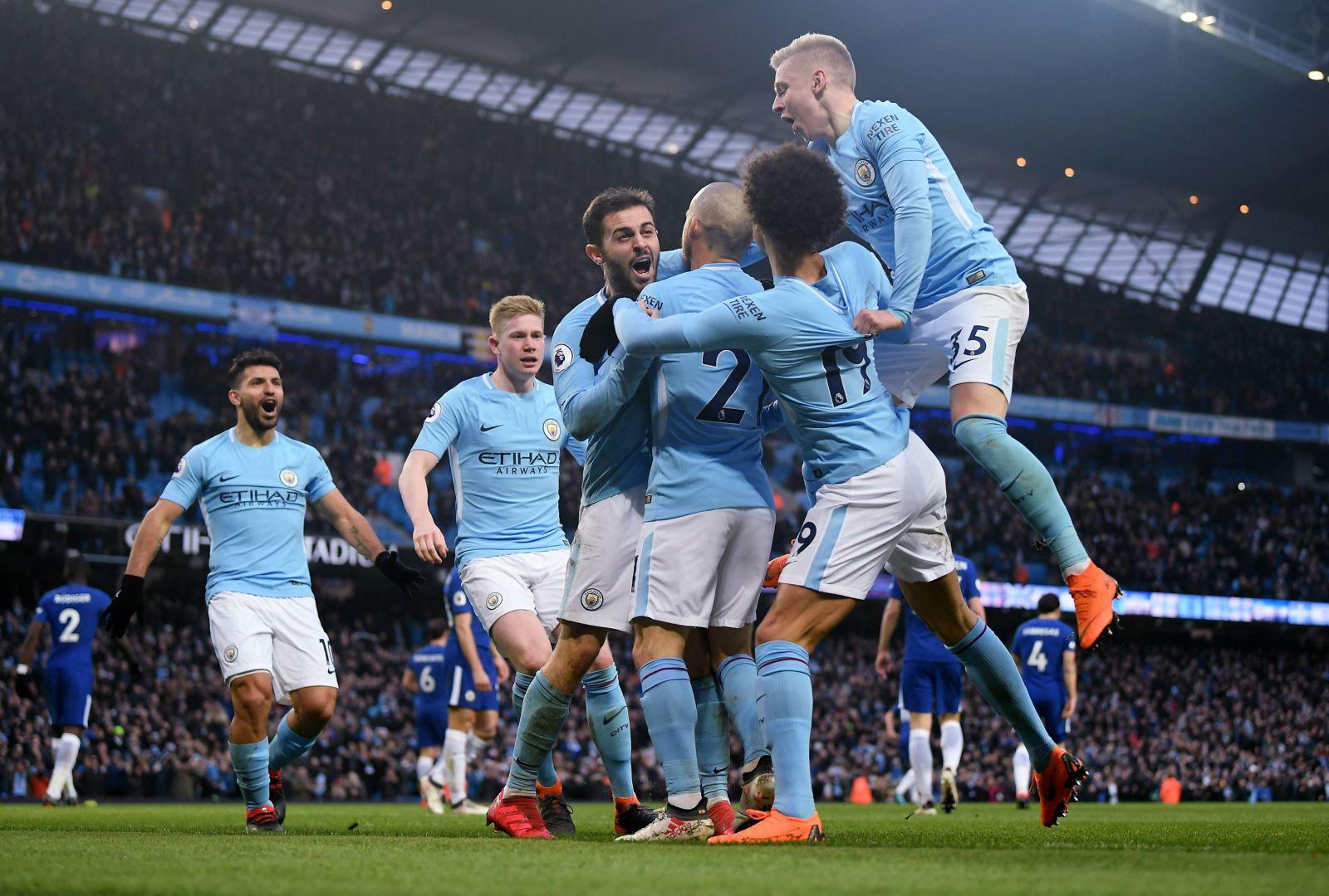 Kết quả hình ảnh cho Manchester City 2019