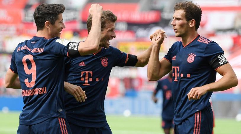 Bayern Munich đếm ngược ngày bảo vệ thành công Đĩa bạc