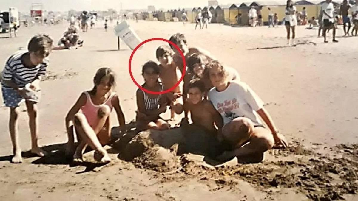 Bức ảnh hé lộ về mối tình son sắt từ khi… 10 tuổi của Messi