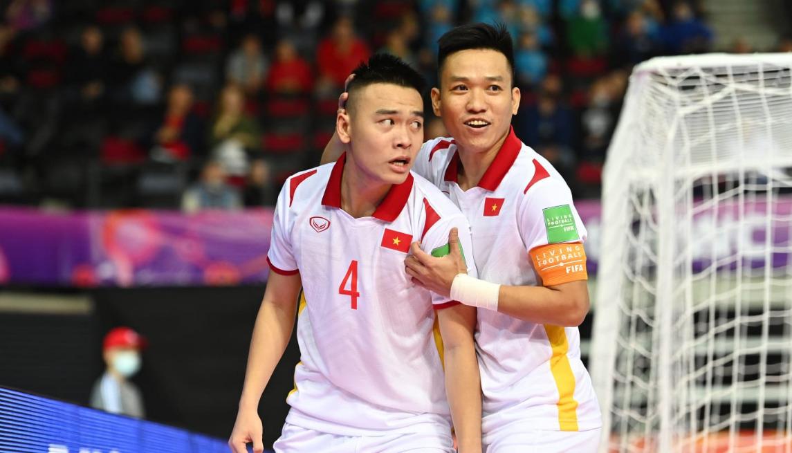 Đánh bại Panama, futsal Việt Nam mở ra hy vọng đi tiếp ở World Cup 2021    baotintuc.vn