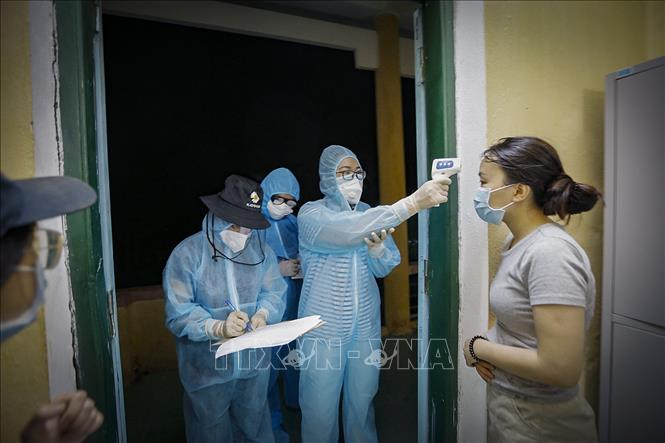 Chiều 26/10, Việt Nam có thêm 1 ca mắc mới COVID-19, được cách ly ngay khi nhập cảnh