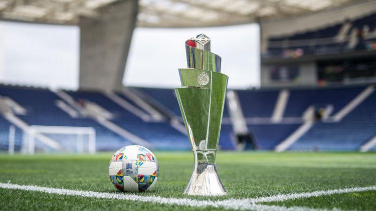 """Bán kết UEFA Nations League: """"Tam sư"""" đấu """"Cơn lốc màu da cam"""""""