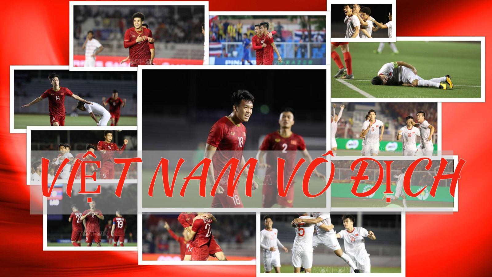 Bảng tổng sắp huy chương 10/12: Việt Nam xếp vị trí thứ hai tại SEA Games 30