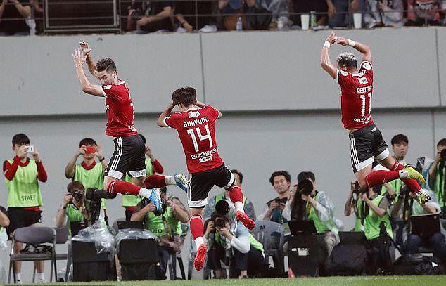 K-League 2020 trở lại, phát miễn phí trận đầu tiên ngay trên mạng xã hội