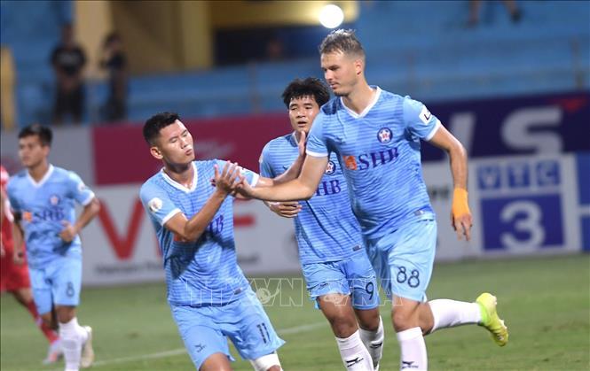 Hoan V League 2020 Lần Thứ Hai Trong Năm Vi Covid 19 Baotintuc Vn