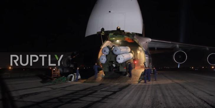 Ảnh vệ tinh hé lộ hệ thống S-300 của Syria đã sẵn sàng hoạt động