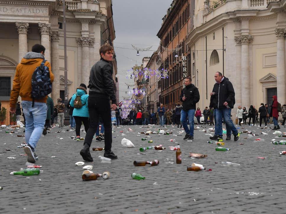 Khủng hoảng rác thải khiến thủ đô Italy bị chuột hoành hành