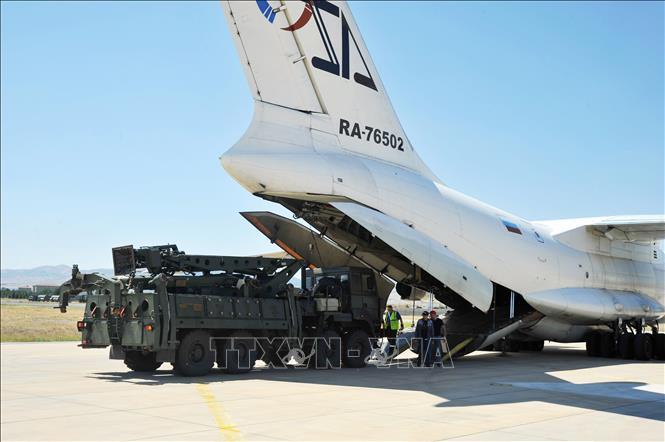 Tổng thống Erdogan tuyên bố Thổ Nhĩ Kỳ không từ bỏ thương vụ S-400