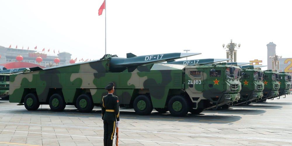 Mỹ cản bước Trung Quốc xây siêu máy tính để phát triển tên lửa siêu thanh