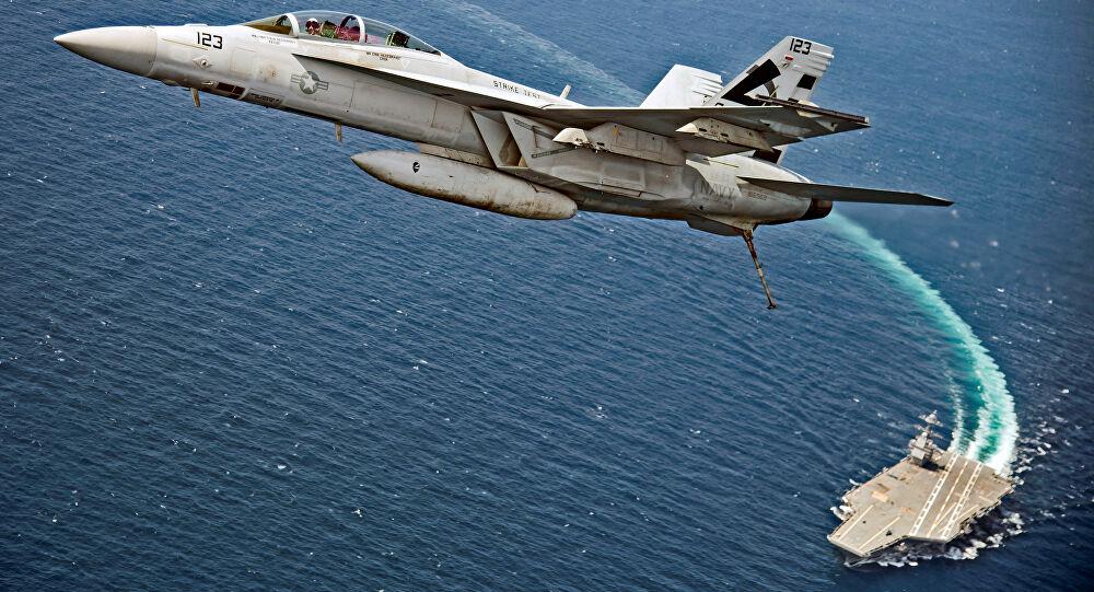 Leo thang bạo lực ở Trung Đông, Mỹ điều tiêm kích F-18 đến Saudi Arabia