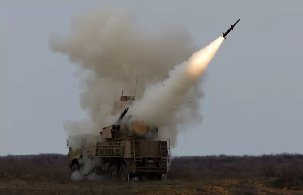 Phòng không Syria bắn hạ tên lửa Israel nhắm vào thủ đô Damascus