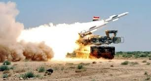 Vũ khí Nga diệt toàn bộ tên lửa tấn công tỉnh Homs, Syria