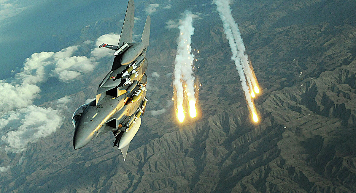 Tên lửa Vòm Sắt từng ngắm bắn tiêm kích Israel khi không chiến Gaza