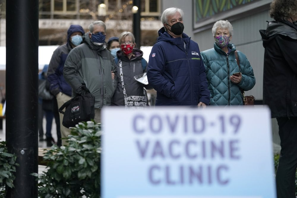 Bi kịch của những người tử vong trong khi chờ tiêm vaccine COVID-19 tại Mỹ
