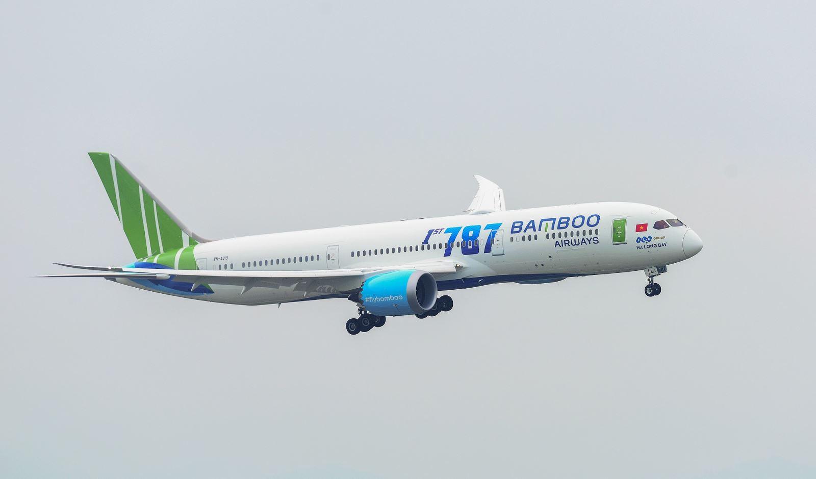 Bamboo Airways khai thác chuyến bay đặc biệt Việt Nam – Đức