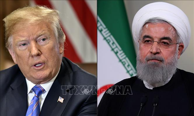 Tổng thống Mỹ ký sắc lệnh trừng phạt hai ngành công nghiệp chủ lực của Iran