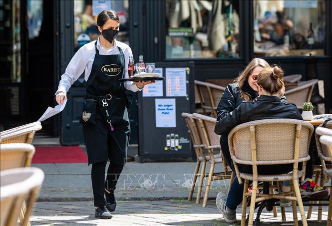 Gần 30 cuộc biểu tình tại Đức phản đối các biện pháp phong tỏa phòng COVID-19