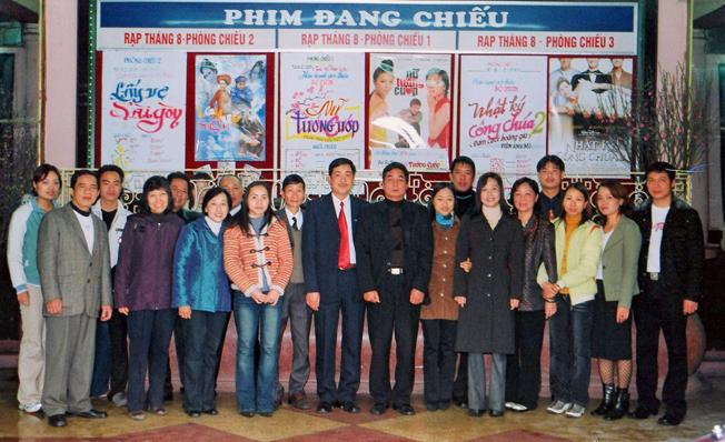 Hoàng Thị Kim Hòa chuyên gia thuyết minh phim ảnh 7