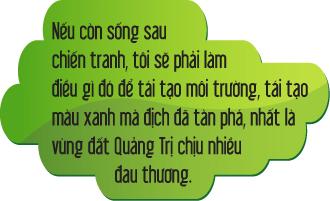 vùng đất Quảng Trị chịu nhiều đau thương