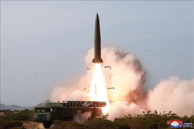 Hàn Quốc theo dõi sát diễn biến tình hình sau vụ Triều Tiên phóng vật thể bay