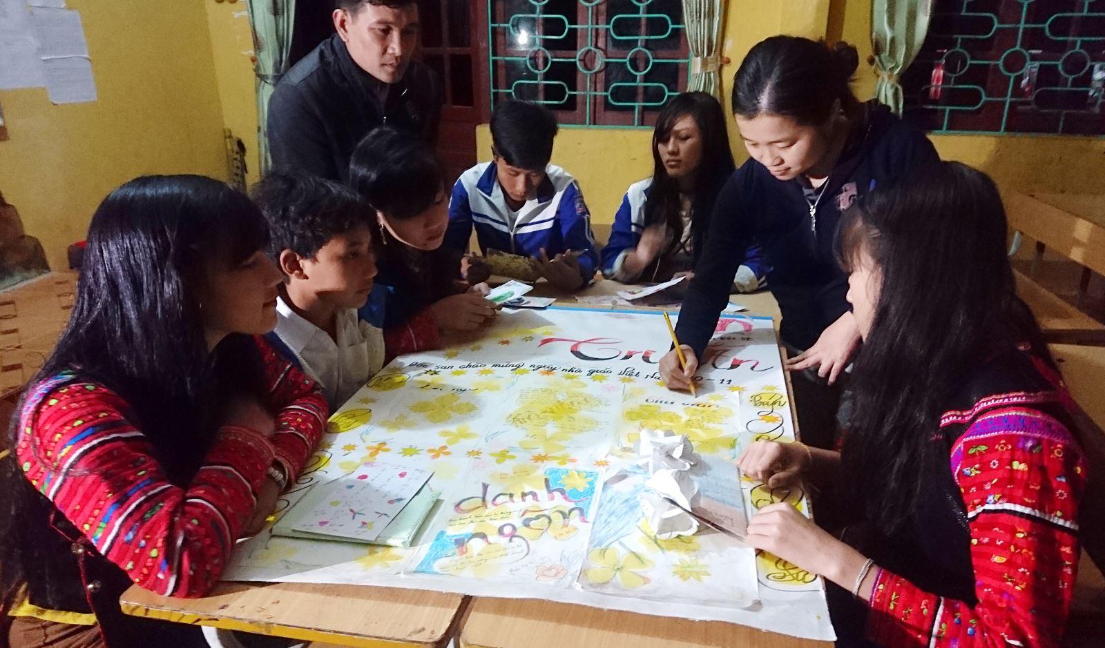 Gieo chữ ở vùng cao Tây Bắc - Bài cuối: Nâng cao chất lượng giáo dục vùng cao