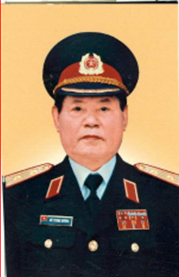 Tin Buồn đồng Chi Trung Tướng đỗ Trung Dương Từ Trần Baotintuc Vn