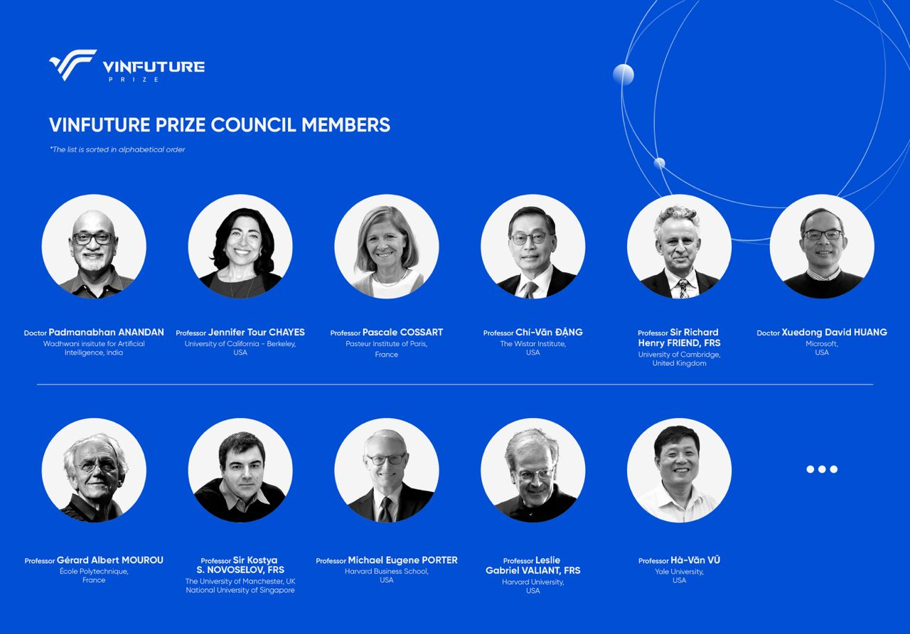 Chủ nhân Nobel Vật lý: 'Giải thưởng VinFuture sinh ra để lắng nghe các nhà khoa học trên toàn cầu'