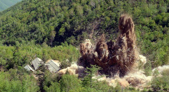 Mỹ công bố thời hạn cho Triều Tiên giải trừ hạt nhân