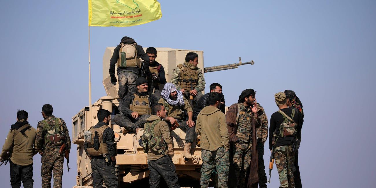 Bỏ mặc người Kurd, vị thế của Mỹ với các đồng minh có bị lung lay