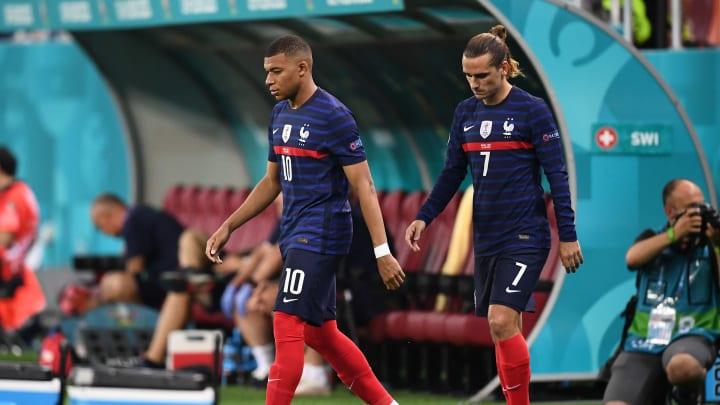 tuyển Pháp sau Euro 2021