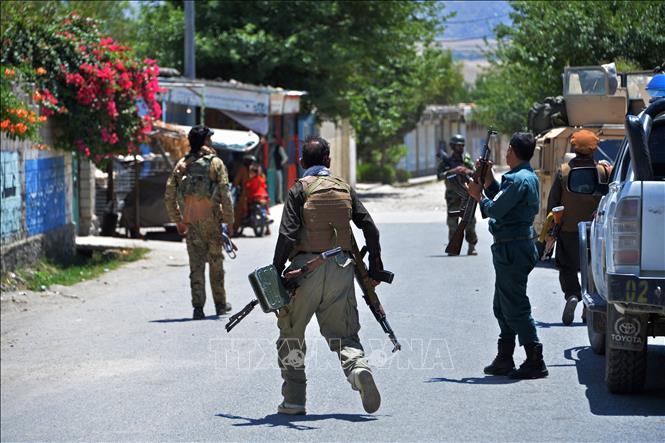 Quân đội Afghanistan ngày càng khó chống chọi với Taliban sau khi NATO rút quân