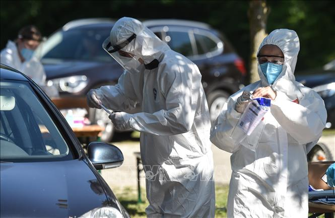 Đức đề xuất biện pháp phòng dịch mới thay thế 'tình trạng khẩn cấp'