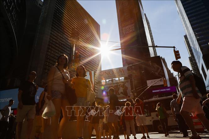Cảnh báo người dân vì nhiệt độ 43 - 46 độ ''siêu nóng''
